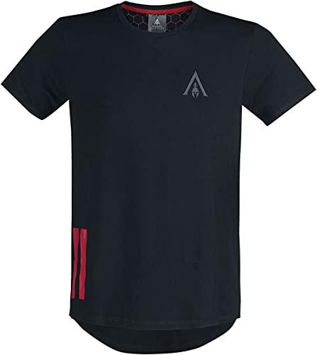 Assassin's Creed Odyssey - Emblem Männer T-Shirt schwarz L