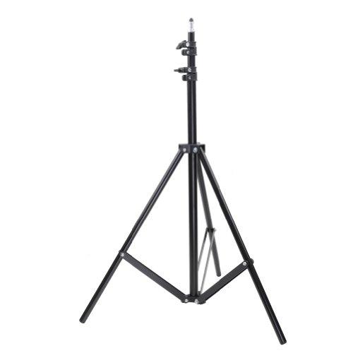 Neewer 10000118, Trípode de Iluminación Ligero para Flash Speedlight Softbox,Fotografía y Grabación de Vídeo, 260 centímetros