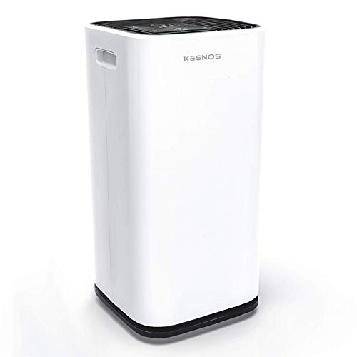 Great Deal! Kesnos 70 Pint dehumidifiers for Spaces up to 4500 Sq Ft at Home and Basements,PD253D (R...