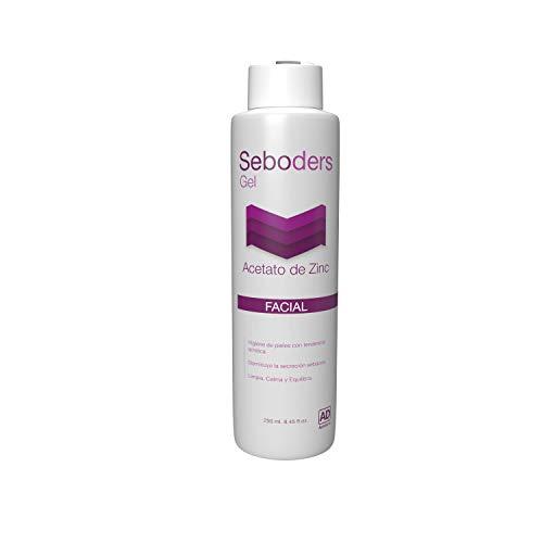 Seboders, Mascarilla exfoliante y limpiadora para la cara - 250 gr.