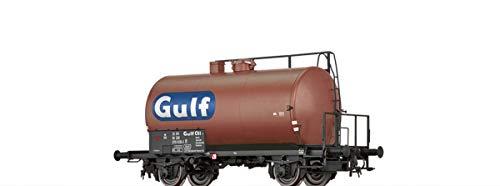 BRAWA 50018 Gulf - Carro para caldera (paso H0 - DC)