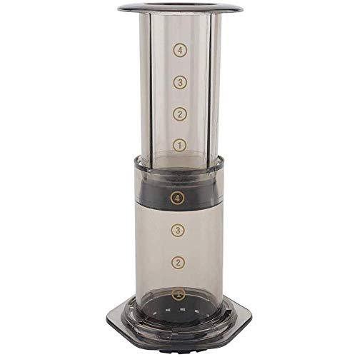 CLQ Kaffee- Und Espressomaschine, Espressokaffeemaschinen-Mini-Mühlen-Kit Mit Filterpapier Macht Schnell Köstlichen Kaffee