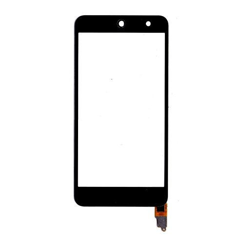 Touch Screen Digitizer Glass Lens for Micromax E313 Black