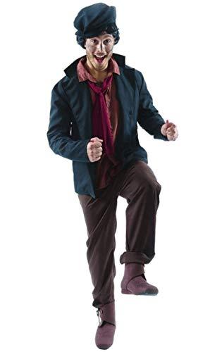 ORION COSTUMES Disfraz de Deshollinador Victoriano para Hombres