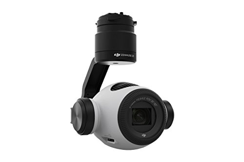 DJI ZENMUSE Z3 Inspire 1 Gimbal mit Kamera 12,7 Megapixel weiß