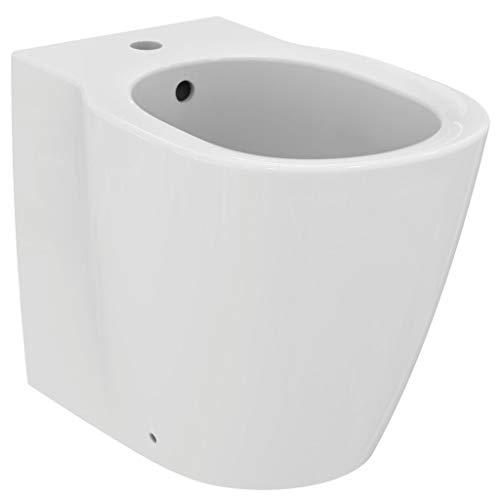 Ideal Standard E774201 CONNECT Bidet a terra universale filo parete - Bianco