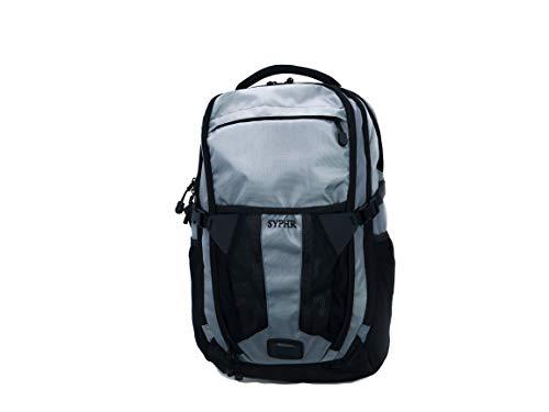 Grey Defender Card Game MTG and TCG Backpack   Customizable Deck Box, Card & Mat Storage   Laptop/Binder Compartment I Fleece Lined Pockets for Phone/Tablet   Interior Pockets I Ergonomic Design