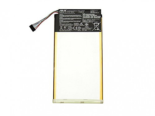 ASUS C11P1411 Lithium Polymère (LiPo) 5100mAh 3.7V Batterie Rechargeable - Batteries Rechargeables (5100 mAh, 19 Wh, Lithium Polymère (LiPo), 3,7 V, Noir)