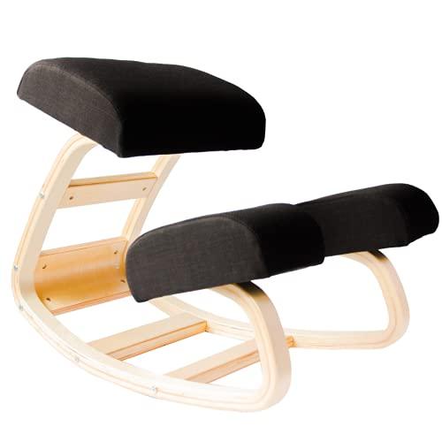 Sleekform Rocking Kneel Chair for Perfect Posture