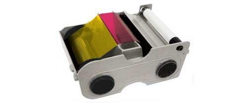 Fargo Color Ribbon Card Printer for DTC4000 & DTC4250e ID (45110)