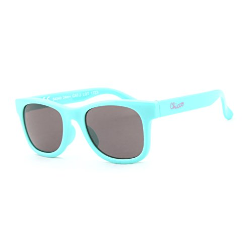Chicco Chico Gafas de Sol Sunglasses, Turquesa, 24 meses para Niños