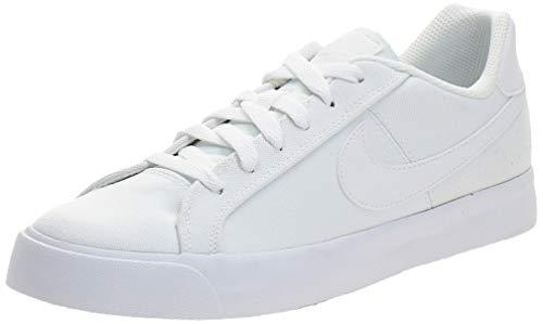 Nike Wmns Court Royale AC CNV, Sneaker Mujer, Blanco, 39 EU