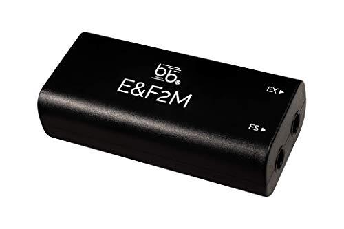 E&F2M Dual MIDI adapter
