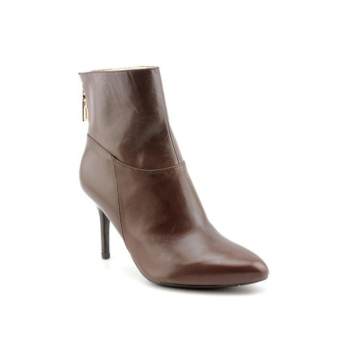 Hot Sale Marc Fisher Suggar Womens 6 Brown Leather Fashion - Ankle Boots New/Display