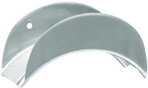 GEKA 5109 Werkstatt-Wandschlauchhalter 280x130mm aus Stahlblech verzinkt, Silber, 18 x 8 x 13 cm