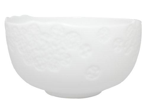 Fruit Dish, 4 inch | Landscape White