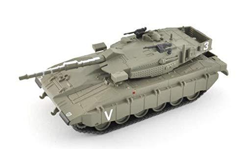 Mk.3 Challanger Britischer Kampfpanzer Panzermodell 14cm, für die Vitrine Panzer oder zum spielen | Spielzeug | Tank | Sammlerstück | Kampffahrzeug