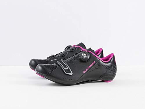 Bontrager Anara Damen Rennrad Fahrrad Schuhe schwarz/pink 2019: Größe: 41