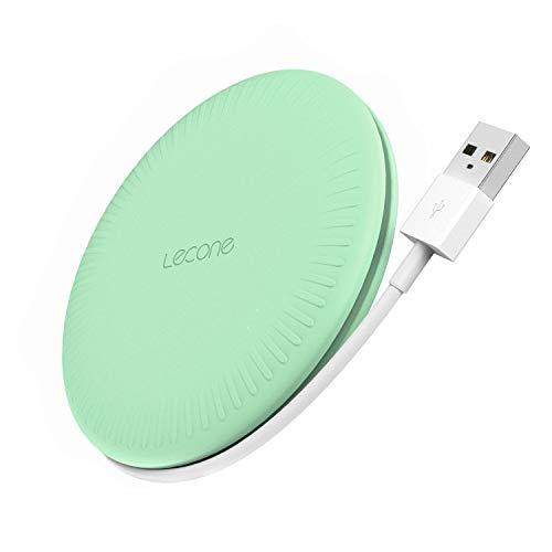 Lecone Caricatore Wireless Rapida Cavo Incluso 10W