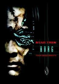 Star Trek Borg,Pack Coleccionista