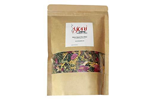 Yoni Flower V-Steam (3 Steams per Bag) 3.5 oz 100% Organic