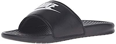 Nike Benassi JDI - Black / White, 8 D US