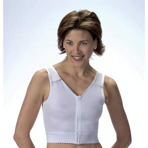 BSN Medical/Jobst 111909 Surgical Vest Without Cups, Size 4, White