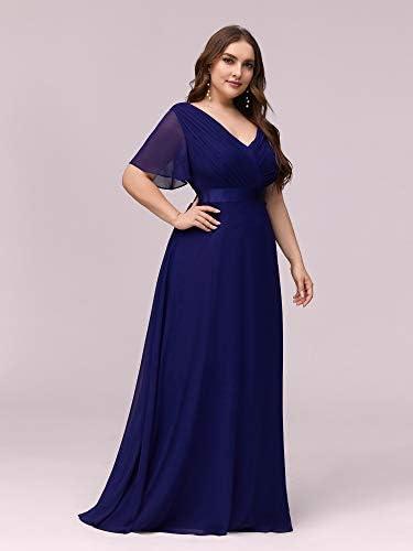Royal blue and black prom dresses _image3