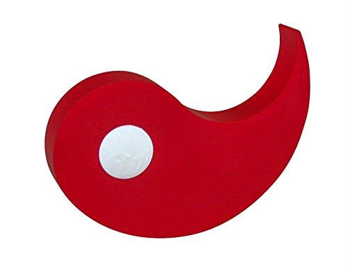 FLUX Tür-/Fensterstopper 4er Set erhältlich in 5 Farben (rot)