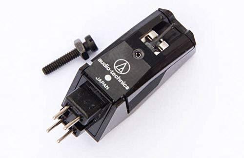 Plateado Headshell soporte de cartucho con conectores de oro para Denon DP 500M, DP 300F SP, PD 60L, DP A100, DP 1300MK2, DP 1100, DP 1200, DP 1250Tocadiscos Tonearms