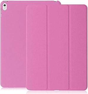 iPad Pro 10.5 inch - Tri-fold Stand Wake/Sleep PU Leather Cover - Pink