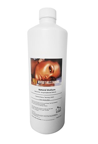 Airbrush Tanning Lotion 8% Medium