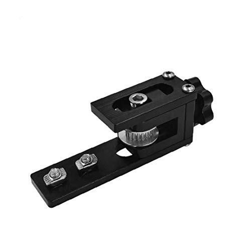 Zonfer Profile Synchronous Belt Stretch Tensioner for 3d Printer Creality Cr-10 Cr-10s Pro Ender-3/5 Anet E10 A8 Parts