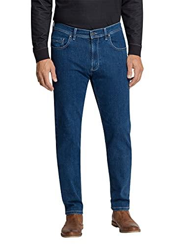 Pioneer Herren Rando MEGAFLEX Straight Jeans, Blau (Stone 55), 40W / 30L