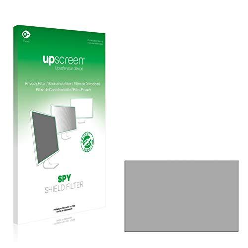 upscreen Blickschutzfilter kompatibel mit HP Compaq LA2405wg Privacy Filter - Anti-Spy Blickschutzfolie Sichtschutz-Folie
