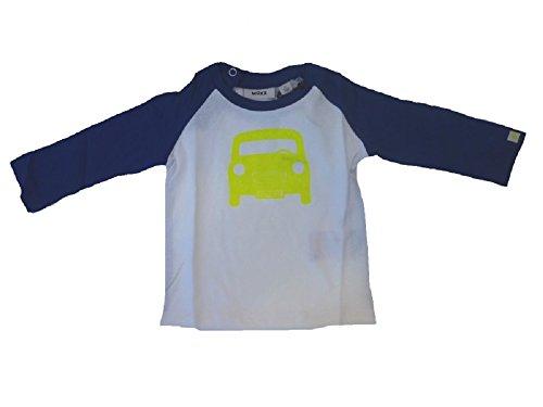 MEXX pour garçon à manches longues pour bébé taille 56–68 bleu-taille xL - Bleu - 62