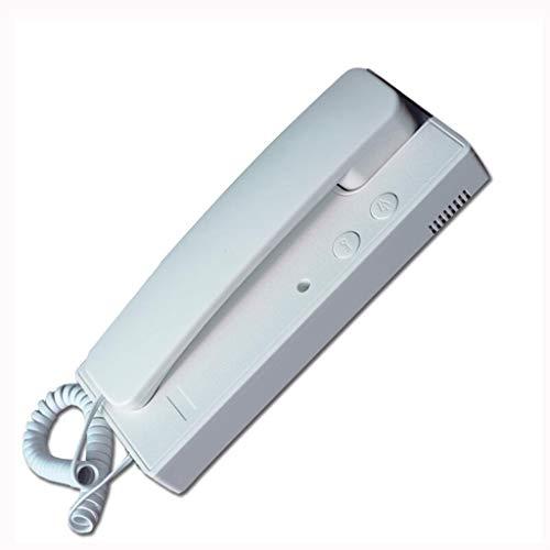 MSNDIAN Video-intercom indoor unit Toegangscontrole systeem algemene gebouw intercom bedrade deurbel non-video stem niet-visuele Huishoudelijke goederen telefoon