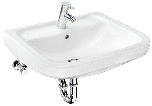 Villeroy & Boch SWTMBD200 Waschtisch Architectura, Marken-Komplettset, Weiß