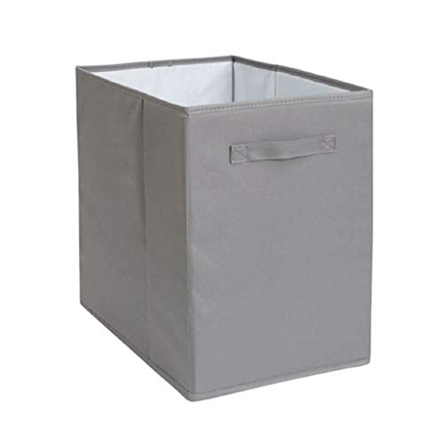 Cajas de almacenaje 60L Caja de almacenamiento de tela Oxford plegables de almacenamiento compartimientos grandes cestas Organizador contenedores for almacenaje de la ropa del hogar Manta decoración C