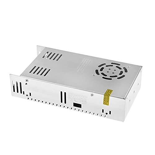 GOUJI Liupin Store Fuente de alimentación DC 12V 24V 10A 20A 25A 30A 33A 40A 16.5A Fuente de alimentación de conmutación Volt 220V a 12V AC-DC SMPS 110V para Impresora 3D Fácil de Instalar