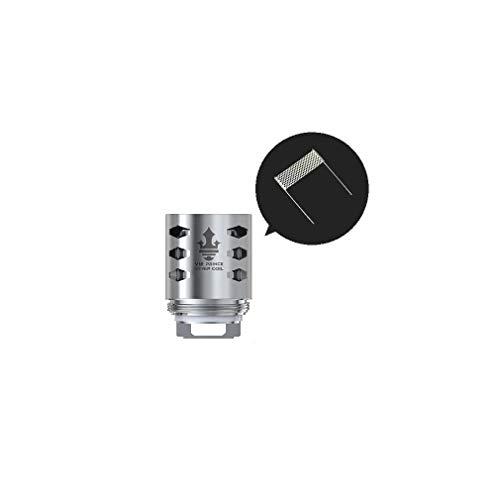 Authentique SMOK TFV12 Prince Strip Coil pour TFV12 Prince Tank - 0,15 Ohm résistance de la bande cigarette électronique avec PEACEVAPE 18650 Vape Band