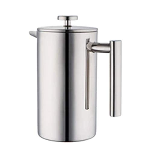 WSGLZ Presse Kaffeemaschine-Kaffee Pressfilters-Genießen Granule-Free Coffee, Stilvolle Rust Gratis Küche Food Grade Edelstahl Gut Coffe