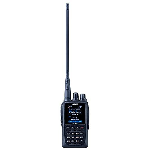 Radio portátil Alinco DJ-MD5XEG VHF/UHF, DMR, 4000 Canales, Modo analógico y Digital