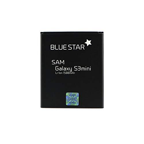 BlueStar, 5901737183910, lithium-ion-accu, 1500 mAh, oplaadbaar, 1500 mAh, li-ion), zwart