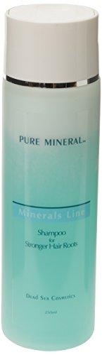 Pure Mineral Shampoing pour Renforcer les Racines