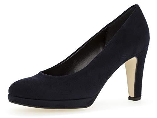 Gabor 21.270 Mujer,Zapatos de tacón Clásicas,Zapatos de tacón,Festivo,Elegante,cómodo,Zapatillas de Novia,Zapatos de Vestir,Soft...