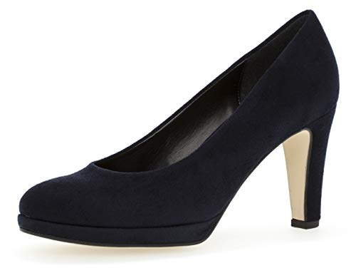 Gabor 21.270 Damen Pumps,Frauen,Pumps,festlich,edel,Hochzeit-Pump,Abendschuhe,Soft & Smart,River,7 UK