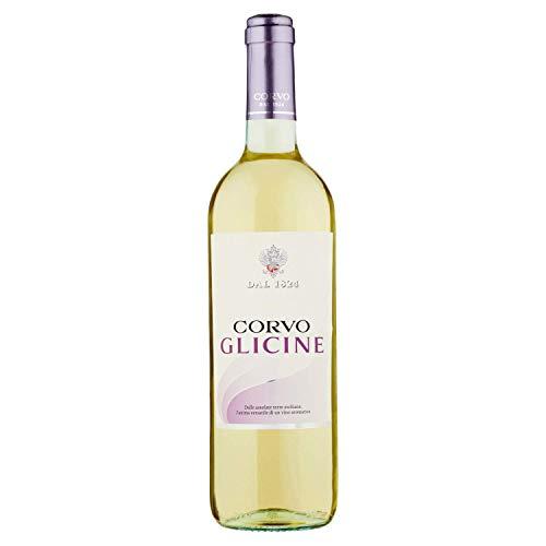 Vino Bianco'Glicine' Terre Siciliane IGT - Corvo,vol. 11%(6 bottiglie da Cl 75)