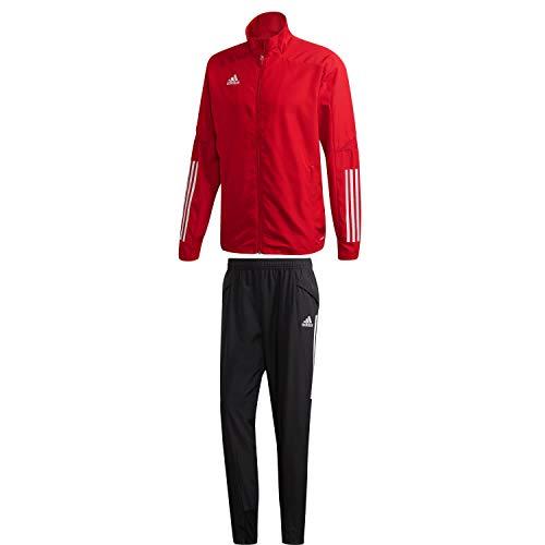 adidas Herren Präsentationsanzug Condivo 20 Team Power Red XXXL