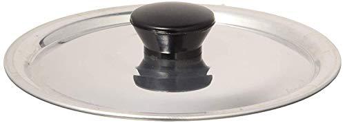 Pentole Agnelli FAMA2910 Coperchio in Alluminio, 10 cm, Argento